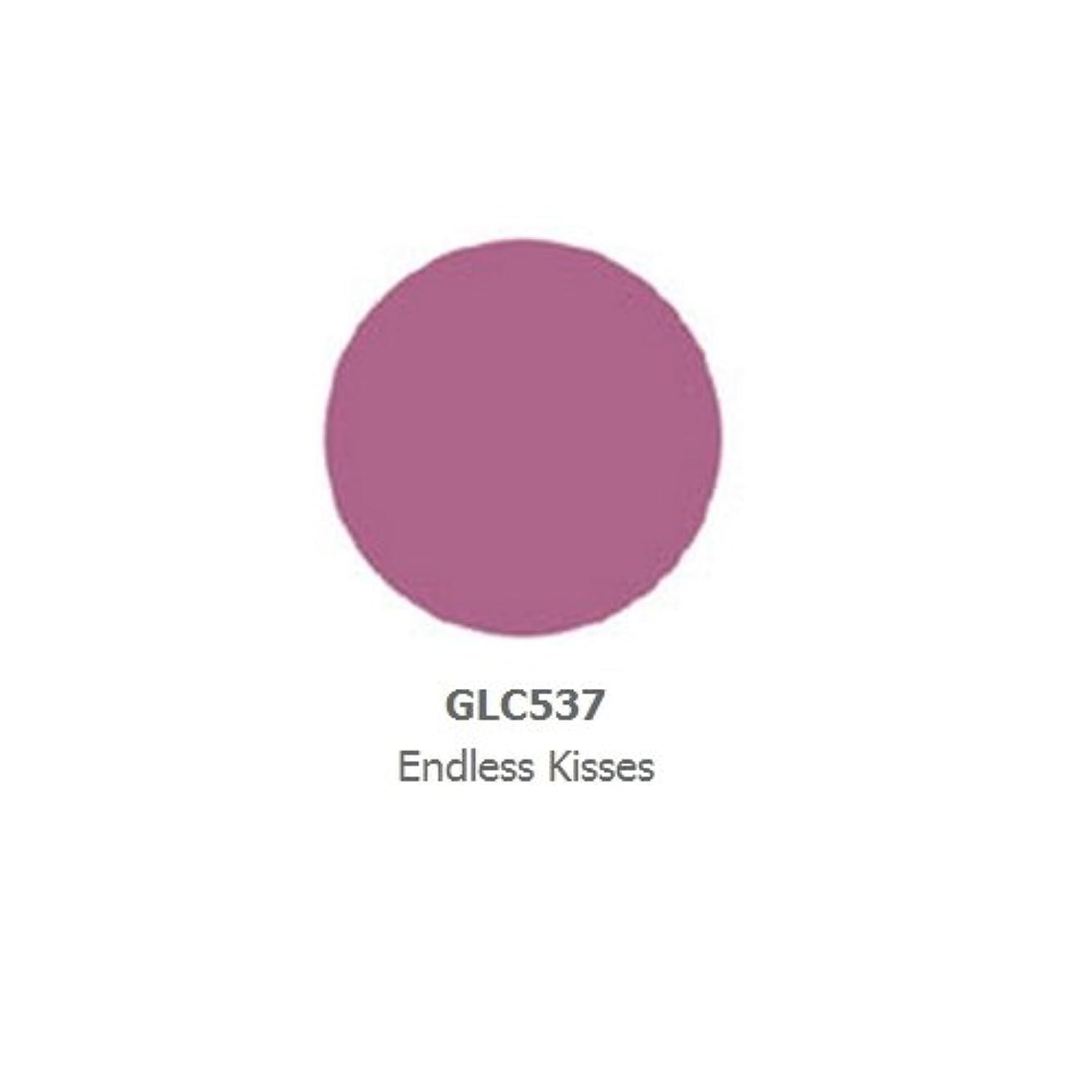 失効たっぷりステッチLA GIRL Luxury Creme Lip Color - Endless Kisses (並行輸入品)