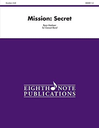Mission -- Secret by Alfrot