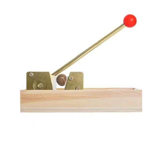 Casecover Manuelle Edelstahl Nuss Mechanische Walnuss Nussknacker Schnell Opener Küchenhelfer Obst Und Gemüse Haushalt Werkzeuge