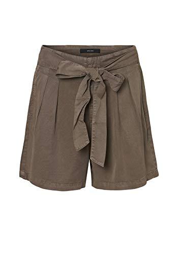 VERO MODA Damen VMMIA HR Loose Summer GA NOOS Shorts, Bungee Cord, L