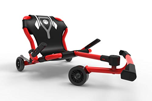 Ezyroller Kinderfahrzeug Dreirad Classic X Trike Kinder Sitz Scooter Ezy Roller (rot)
