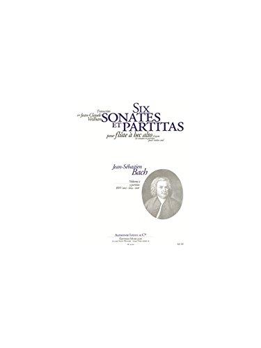 J S Bach Violin Sonatas And Partitas Arr For Treble Recorder Solo Volume 2