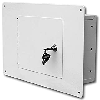 First Watch - Homak Between the Studs High Security Steel Wall Safe, White, WS00017001 (B000TUT87W) | Amazon price tracker / tracking, Amazon price history charts, Amazon price watches, Amazon price drop alerts