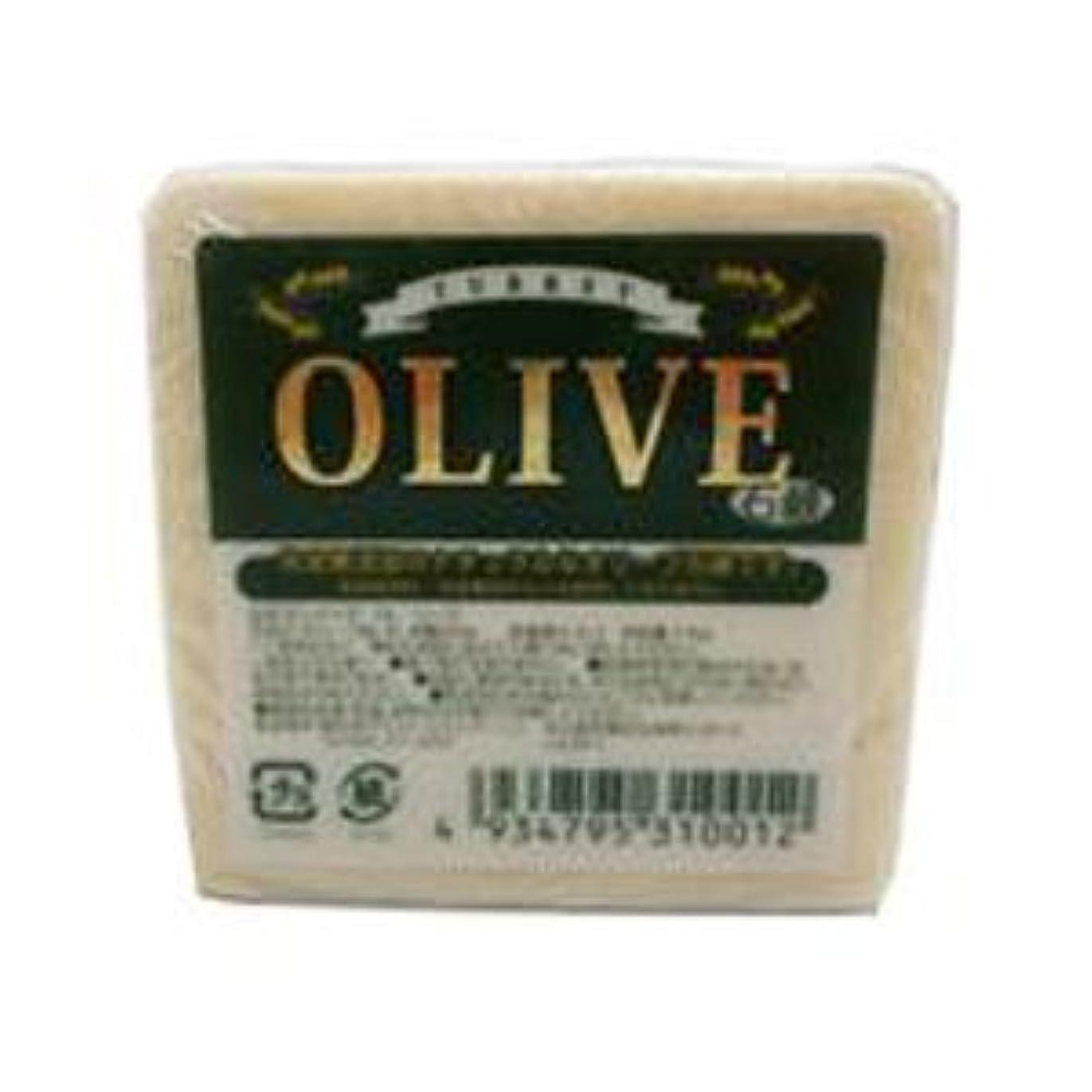 定規テナントうぬぼれお得な10個セット トルコ産オリーブを使用した無添加石鹸 ターキーオリーブ石鹸 135g
