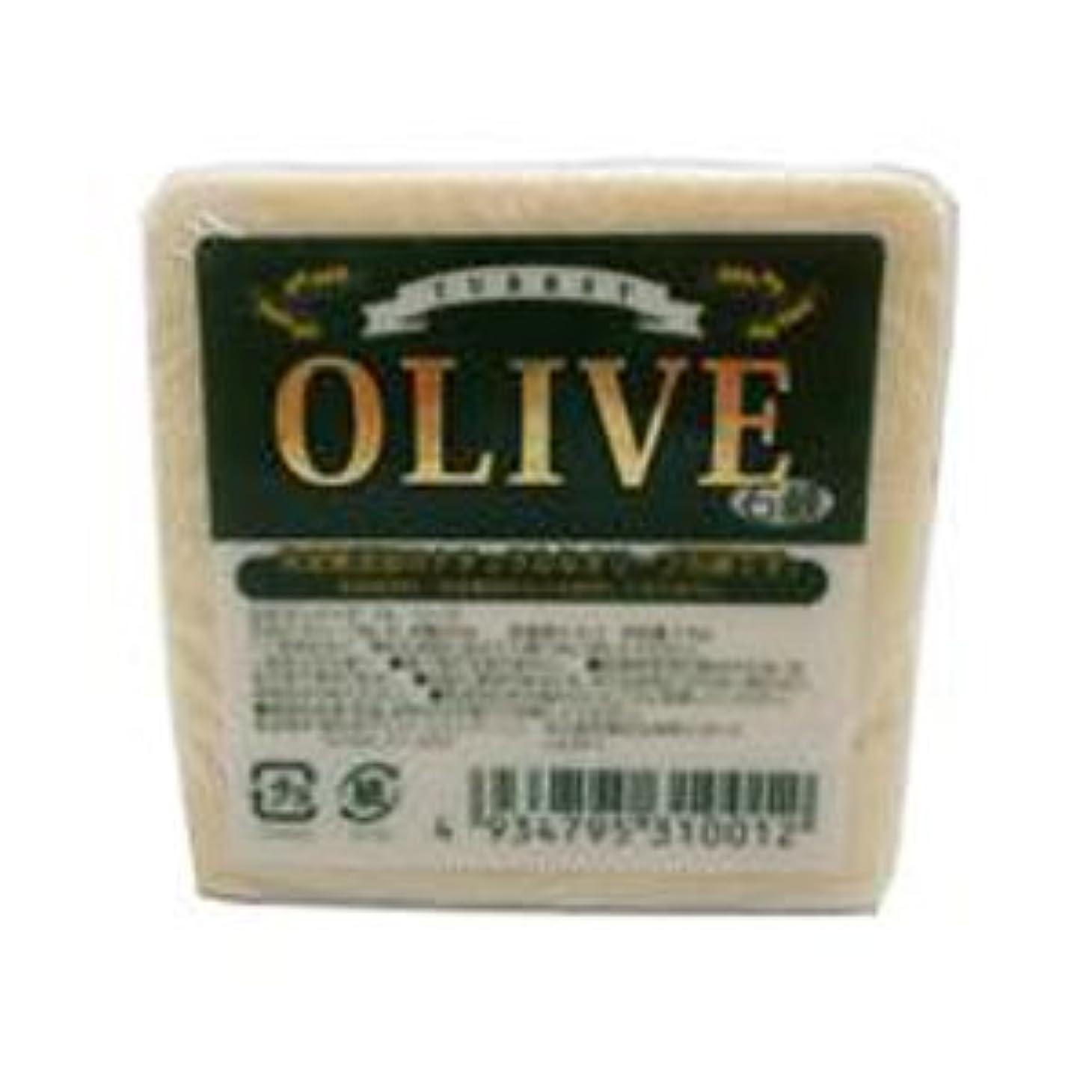 頑丈是正富お得な5個セット トルコ産オリーブを使用した無添加石鹸 ターキーオリーブ石鹸 135g