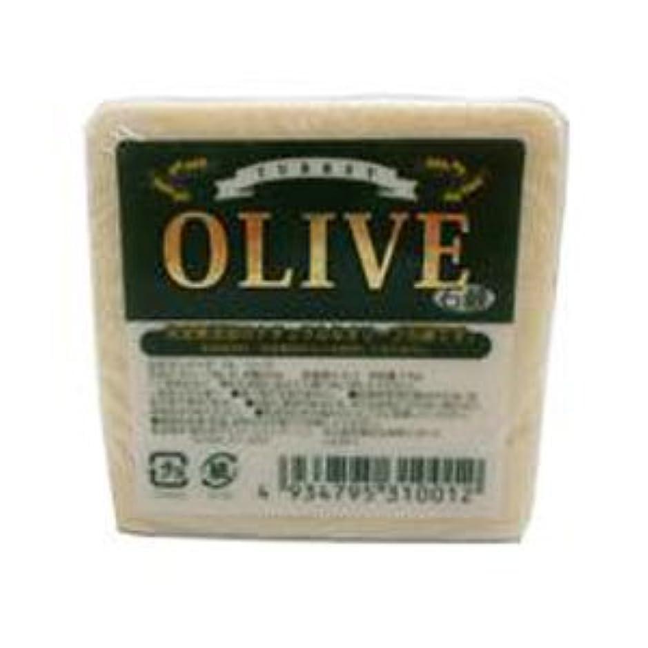 回復する選挙うまくやる()お得な5個セット トルコ産オリーブを使用した無添加石鹸 ターキーオリーブ石鹸 135g