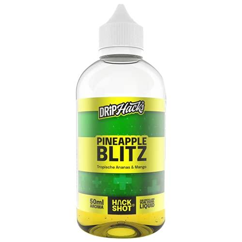 Drip Hacks Pineapple Blitz, e líquido aroma, Longfill Shake and Vape para mezclar con base líquida...
