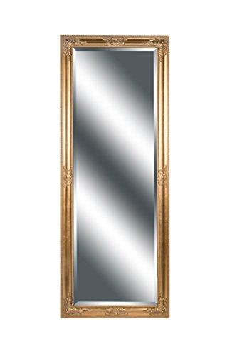 B.U.S. Wohnstyle Spiegel Wandspiegel Barock antik Gold Nancy 160 x 60 cm