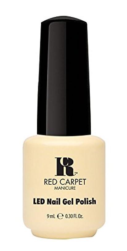 誘惑滝遠洋のRed Carpet Manicure - LED Nail Gel Polish - Fairy Tale Moment - 0.3oz / 9ml