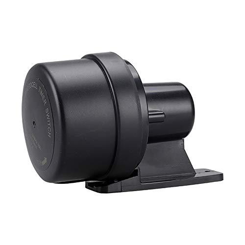 CareMont Interruptor de Luz con Temporizador de FotocéLula, Luz de DíA Al Aire Libre, Sensor de Luz del Anochecer Hasta el Amanecer