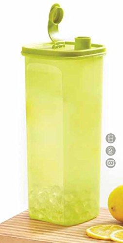 TUPPERWARE qubz (botella de agua) 2L verde