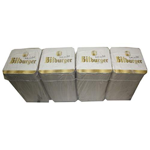 500 Stück Original Bitburger Bierdeckel