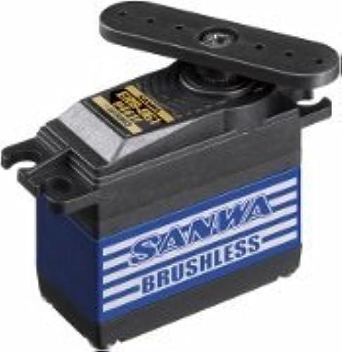 los nuevos estilos calientes Sanwa ERB-861 High Torque Steel Gear Alum Alum Alum Case Brushless Servo - 0.10s 60deg - 2 by Sanwa  venta caliente en línea