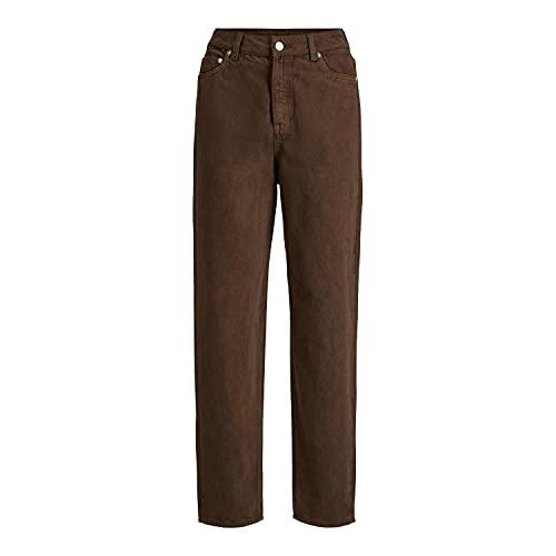Jack & Jones JJXX JXLISBON MOM HW Jeans AKM Noos, Demitasse, 29/34 aux Femmes