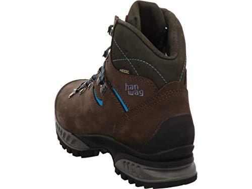 Hanwag Tatra II GTX Schuhe Damen Mocca/Ocean Schuhgröße UK 5,5   EU 39 2020