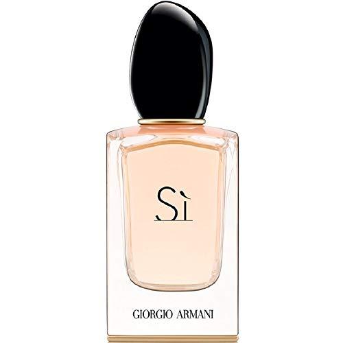Armani Si femme/ woman Eau de Parfum verstuiver/spray, 50 ml, per stuk verpakt (1 x 50 ml)