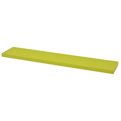 Duraline Zwevende Wandplank Groen