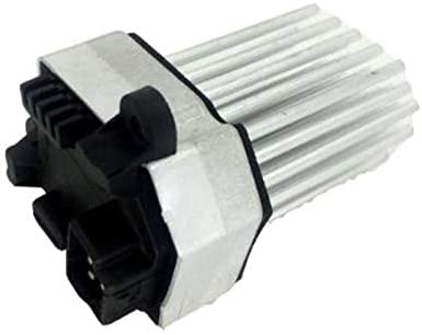 Resistencia del soplador del calentador Aire acondicionado Ventilador Resistencia 64116920365 64116931680 64116929486 64118364173 for BMW E39 E46 E53 E83 X5 X3 Resistor ( Color : 64116920365 )