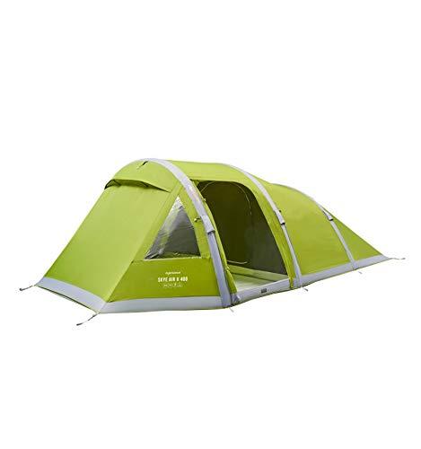 Vango Skye II Air 400 Airbeam 4 Person Tent - Herbal Green