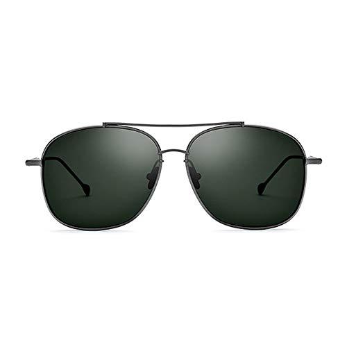 DKEE Gafas de Sol Ultraligero De Titanio Puro Gafas De Sol C