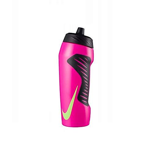 Nike Hyperfuel Water Bottle 24 oz/709 ml Fire Pink/Black/Ghost Green