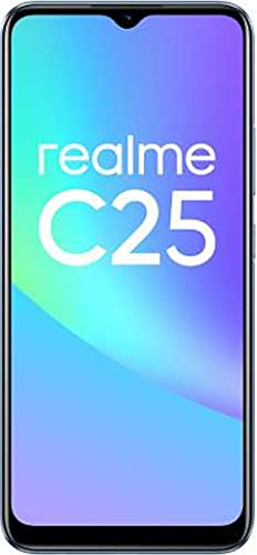 realme C25 (Watery Blue, 4GB RAM+64GB Storage) with No Cost EMI/Additional Exchange Offers