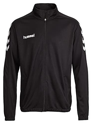 Hummel Jungen Jacke Core Poly Jacket, Black, 152