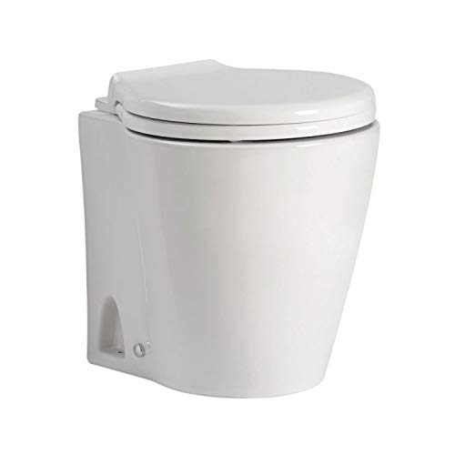 Osculati WC Elettrico Slim 12 V (Slim Electric Toilet 12 V)