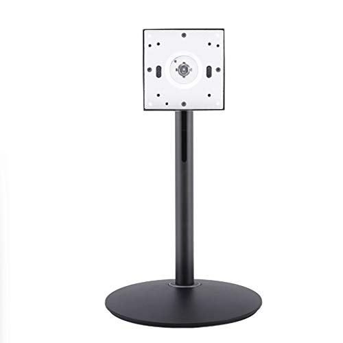 23-27 Inch LCD LED Plasma Monitor TV Mount Floor Stand Tilt Swivel AD display Wire Beheer Hoogte Ajustable (Color : Adapt heavy 2.9-3.3 kg)