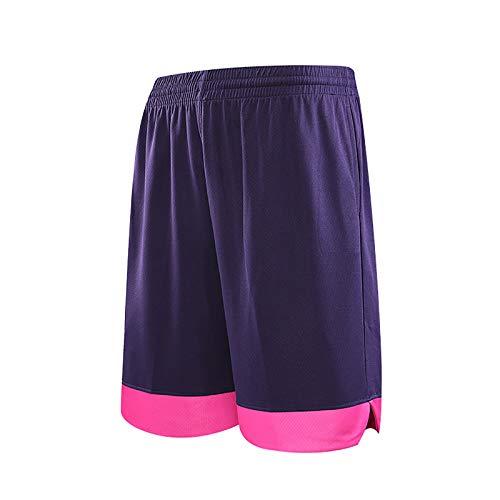 NIUPUPU Pantalones Cortos de Baloncesto para Hombre de la NBA Minnesota Timberwolves Fitness Pantalones Cortos para Correr Gimnasio Ropa Informal Pantalones Cortos de Entrenamiento XXS-5XL