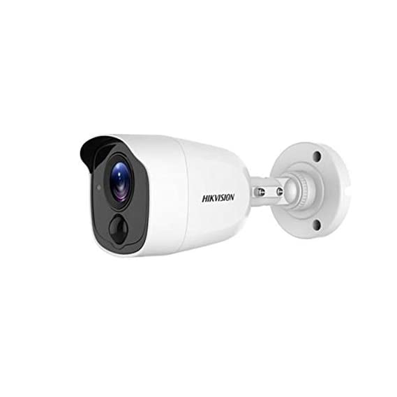 HIKVISION 3D-DNR, WDR, IP67 and OSD Menu DS-2CE11D8T-PIRL 3.6MM 2MP Ultra-Low Light PIR Bullet Camera