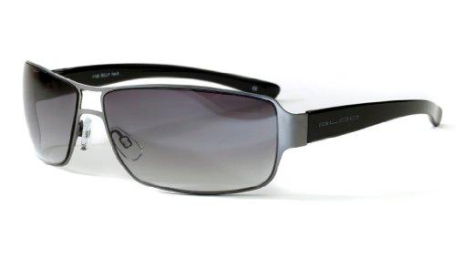 Bloc Unisex Sonnenbrille F190, Gr. One size (Herstellergröße: One Size), Schwarz (Black)