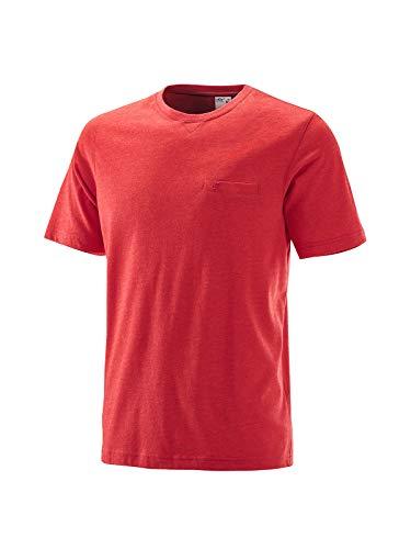Inconnu Joy T-Shirt pour Homme, Rouge, 58