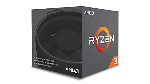 AMD RYZEN3 1200 AF Socket AM4 (3.1Ghz+10MB)*YD1200BBAFBOX*2141 B