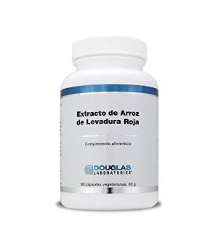 Extracto de Arroz de Levadura Roja (Beni-Koji RYR) - Laboratorios Douglas