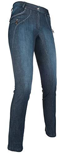 Damen M/ädchen Jacke Regenjacke Kapuze XL HKM SPORTS EQUIPMENT Softshelljacke Sport 128-XXL Pantalon Mixte Noir