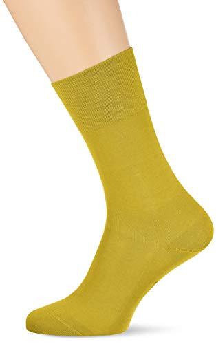 FALKE Herren Socken, Tiago M SO-14662, Gelb (Deep Yellow 1007), 39-40