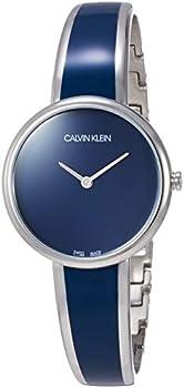 Calvin Klein Seduce Quartz Blue Dial Ladies Watch