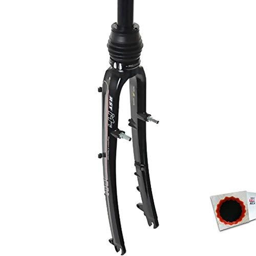 RST Federgabel Single Shock M7-T 28 Shock 28Zoll M7-T SHW. Verst schwarz+Flicken