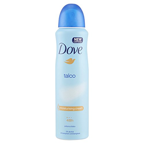 Dove Talco Spray 150 ml
