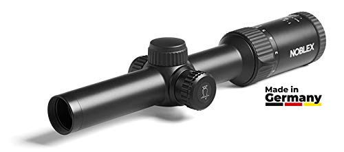 Learn More About 56804 NOBLEX N6 1-6 x 24, Reticle 4i