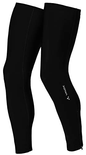 VAUDE Leg Warmer II, Beinlinge, Black, S
