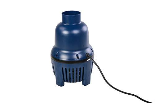 AquaForte Rohrpumpe HF16000 16m³/h, Förderhöhe 2m, 75 Watt