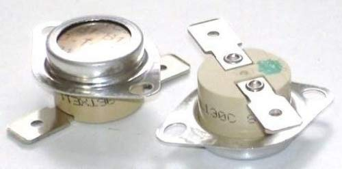 Hotpoint & Creda Tumble Dryer Thermostats Pack Of 2 (D40)
