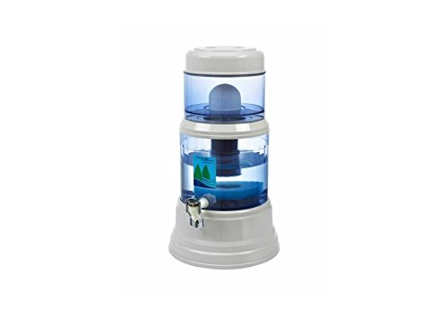 Fontaine EVA Système Naturel de Filtration de l'eau - 12 L