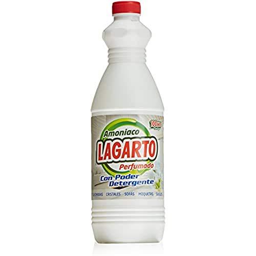 Amoniaco lagarto perfumado 1, 5 l.