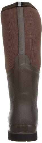 Muck Boots Chore Cool Safety-Steel, Bottes & Bottines de Pluie Mixte Adulte, Marron Brown, 46 EU