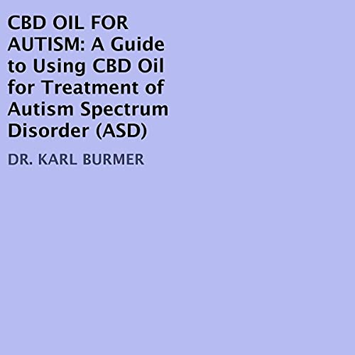 CBD Oil for Autism cover art