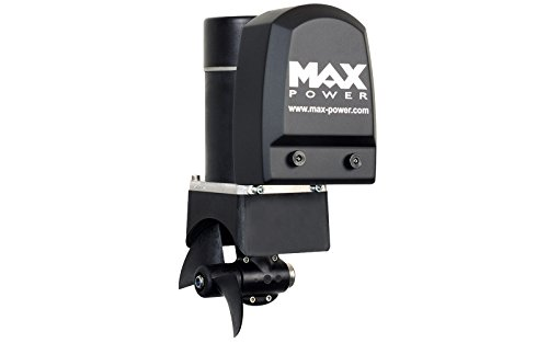 Bugstrahlruder Max Power CT 35 12V Elektroantrieb 3,6 PS für 5-10m Boote