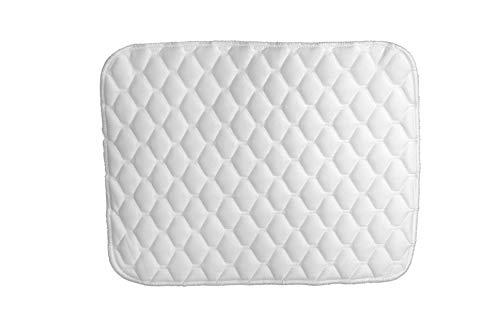 EIN Komplett (4 stück) Bandagierunterlagen aus 100% Baumwolle. In 4 Farben erhältlich. (Weiß)